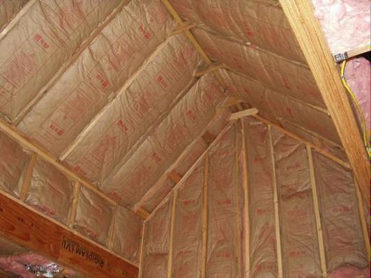 Insulation Upgrades & Insulation Upgrades | Silverthorne Building | Garage Insulation